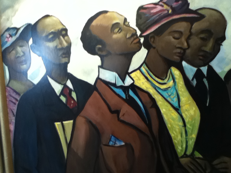 african american church Annual report of the african american methodist heritage center to the 51h annual meeting of the black methodists for church renewal – march 2018 to forget the past.