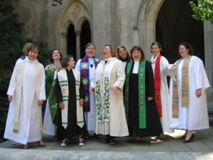 Photo from the Young Clergywomen's Project