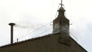 White Smoke Rising