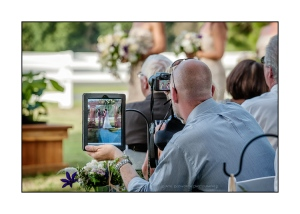 iPads at weddings 2