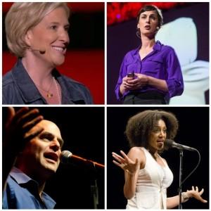 Mosaic of Speakers