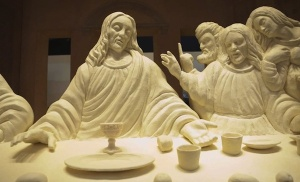Last Supper in Butter