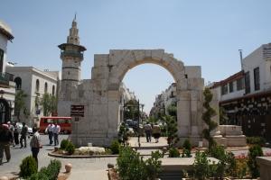 Straight Street Damascus