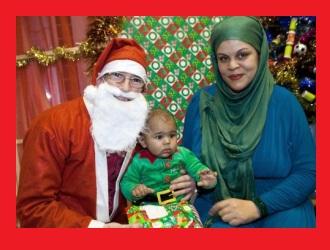 Jews Christmas Trees.Muslims With Stockings Jews With Christmas Trees A