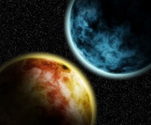 Two_Planets_by_meakoee