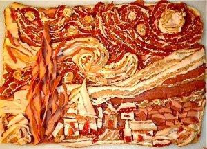 Bacon-Starry-Night