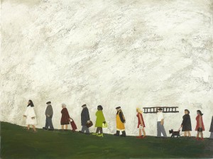 Some People Following Jesus by Gary Bunt