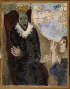 David Nathan by Chagall