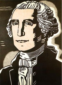 lichtenstein-george-washington