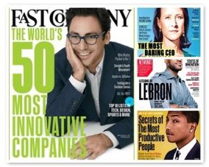 Fast Company Mosaic