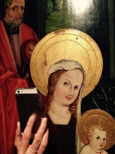 Holy Family Selfie