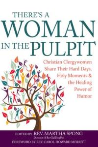 There's a woman in the pulpit