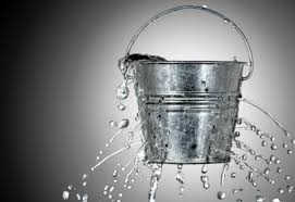 holey bucket