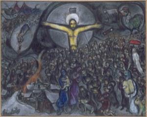Jesus Marc Chagall
