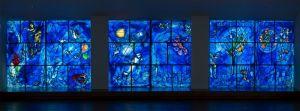 America Windows Chagall