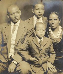 Family of Alonzo Edmiston