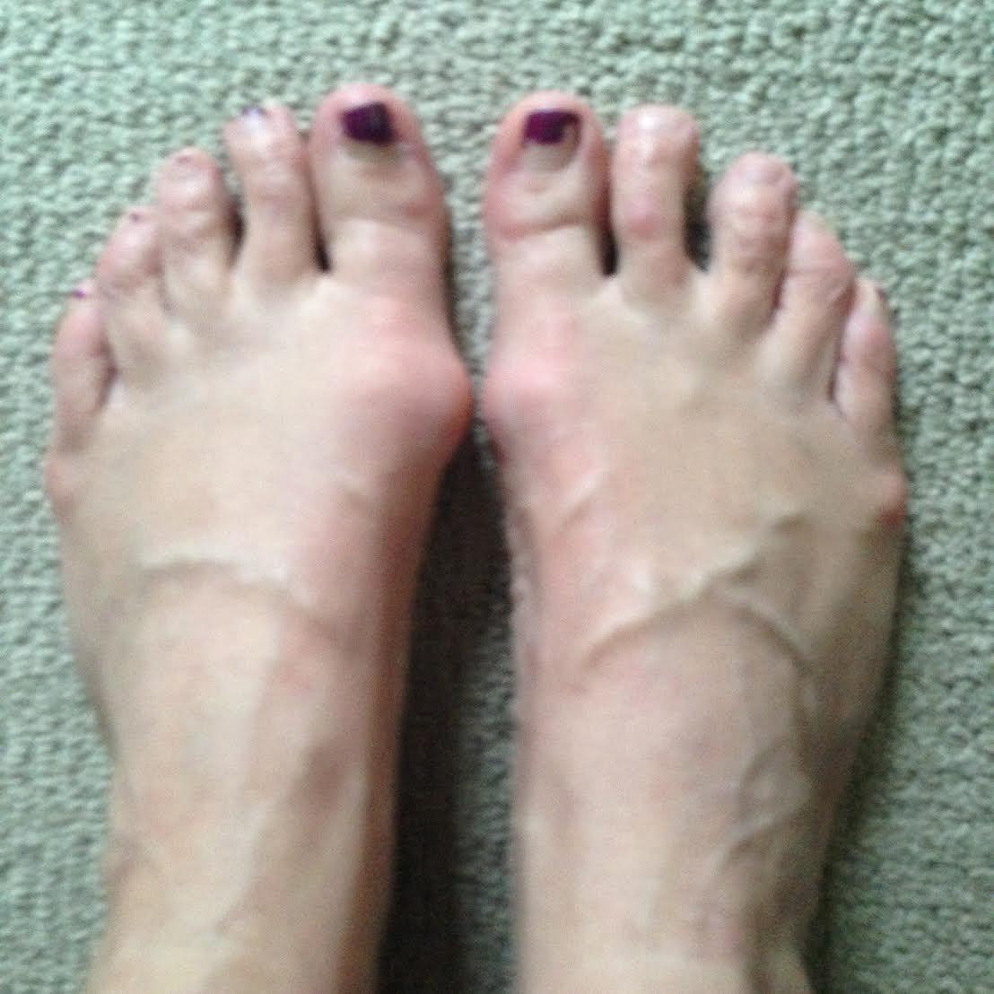 Foot fetish cream-3894