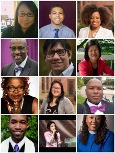 Mosaic on diversity