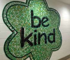 be kind sandy hook