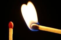 lighting-a-match