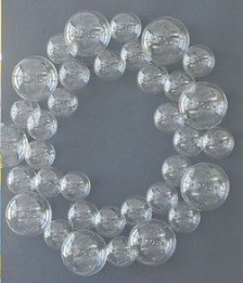 bubble-wreath