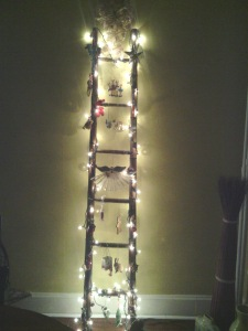christmas-ladder