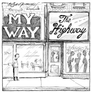 my-way-or-the-highway